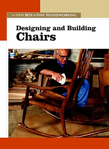 9781561588572: Designing and Building Chairs: The New Best of Fine Woodworking