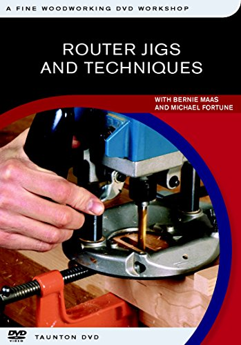 9781561588961: Router Jigs And Techniques (DVD)