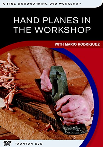 9781561588992: Hand Planes in the Workshop: with Mario Rodriguez