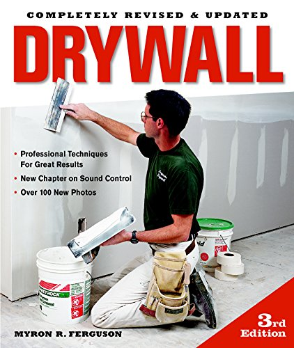 9781561589555: Drywall: Professional Techniques for Great Results (Fine Homebuilding) Paperback – January 1, 2008