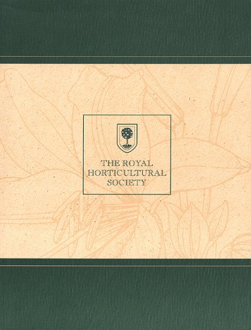 9781561592401: The New Royal Horticultural Society Dictionary of Gardening