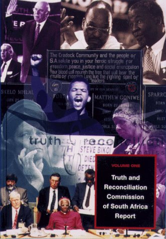 9781561592456: Truth and Reconciliation Commission of South Africa Report: Five Volume Set
