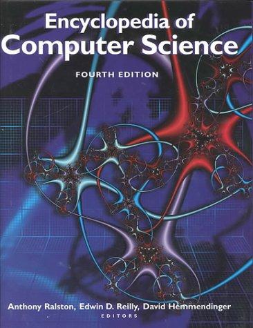 9781561592487: Encyclopedia of Computer Science