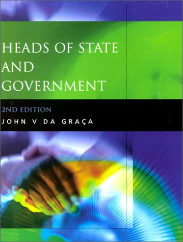 9781561592692: Heads of State and Government