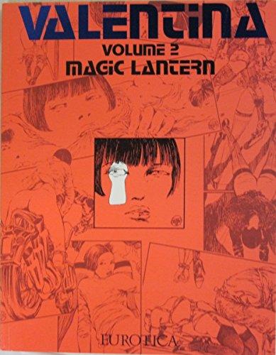 Valentina: Magic Lantern: Crepax, Guido