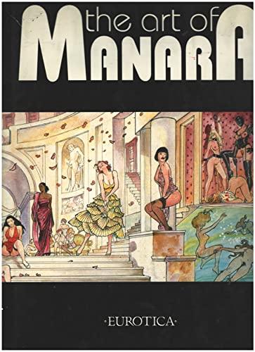 The Art of Manara: Manara, Milo