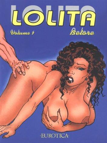 LOLITA Volume 1: Belore