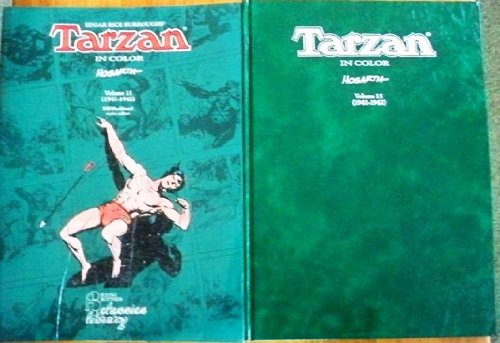 Tarzan in Color Vol. 11 1941-1942: Hogarth, Burne