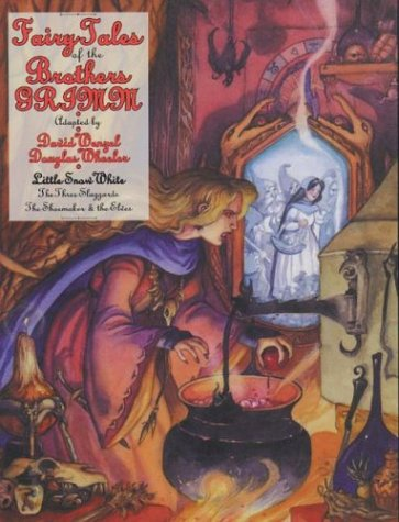 Fairy Tales of the Brothers Grimm: Little Snow White/The Three Sluggards/The Shoemaker &...