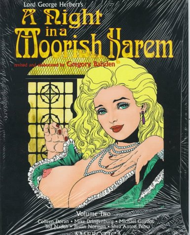 A Night in a Moorish Harem, Vol. 2: George Herbert; Greg S. Baisden; Mike Dringenburg; Justin ...
