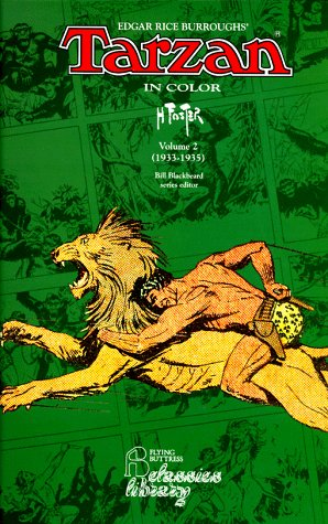 Tarzan in Color: 1933 - 1935