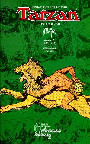 Tarzan: 1933 1935 (1986: Job Bank Series): Foster, Hal