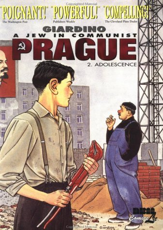 9781561631971: A Jew in Communist Prague: Adolescence