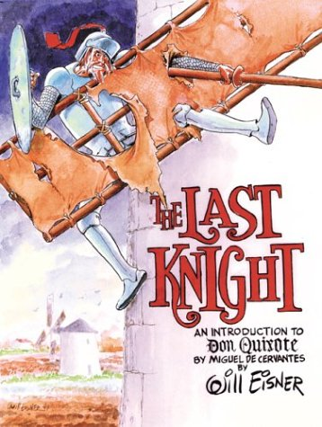 The Last Knight: Will Eisner, Miguel