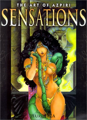 9781561632695: Sensations: The Art of Azpiri