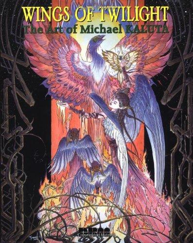 Wings of Twlilght: Kaluta, Michael
