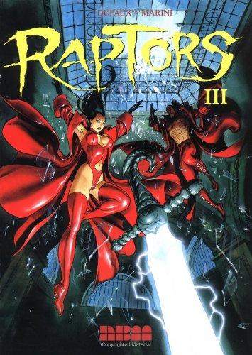 9781561632985: Raptors, Vol. 3
