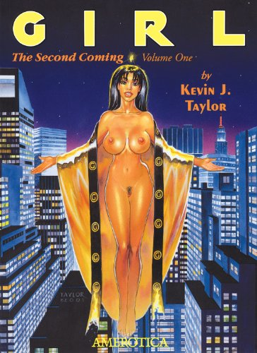 Girl, The Second Coming #1 (Paperback): Kevin J. Taylor