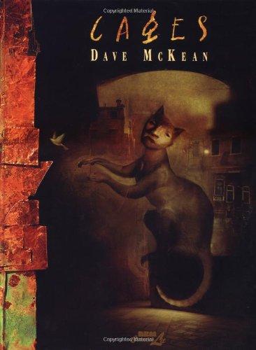9781561633197: Dave McKean. Cages.