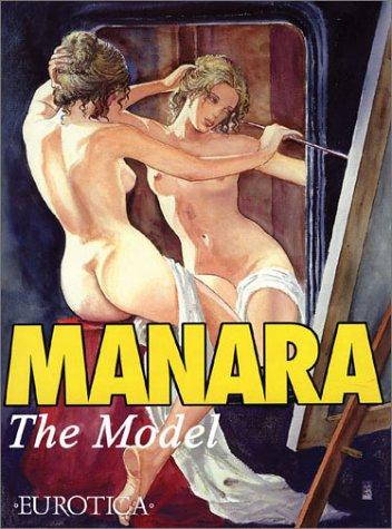 The Model (1561633399) by Milo Manara
