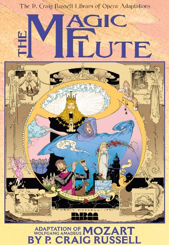 9781561633500: The Magic Flute: The P. Craig Russell Library of Opera Adaptations Vol. 1
