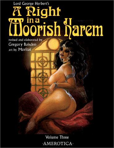 A Night in a Moorish Harem: The Desire of an Heir (1561633577) by George Herbert
