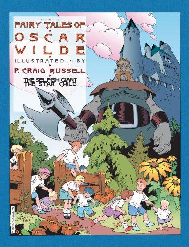 9781561633753: The Fairy Tales of Oscar Wilde, Vol. 1: The Selfish Giant & The Star Child
