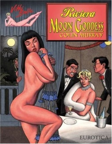 Riviera Moon Goddess: Murray, Colin