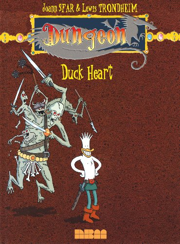 9781561634019: Dungeon, Vol. 1: Duck Heart: Duck Heart Vol 1 (Dungeon 1)