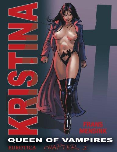 9781561634538: Kristina, Queen of Vampires