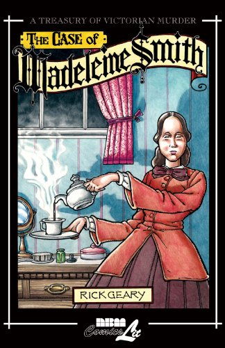 9781561634675: The Case of Madeleine Smith (A Treasury of Victorian Murder) (v. 8)