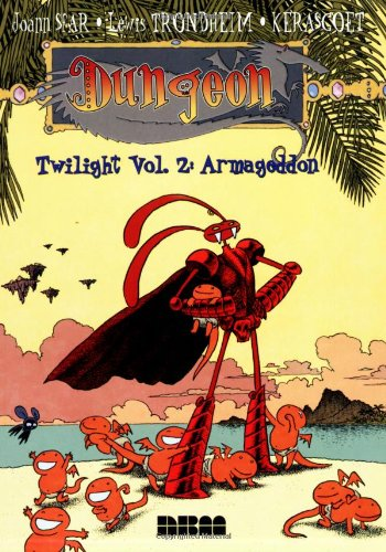 9781561634774: Dungeon: Armageddon v. 2: Twilight: Twilight - Armageddon v. 2