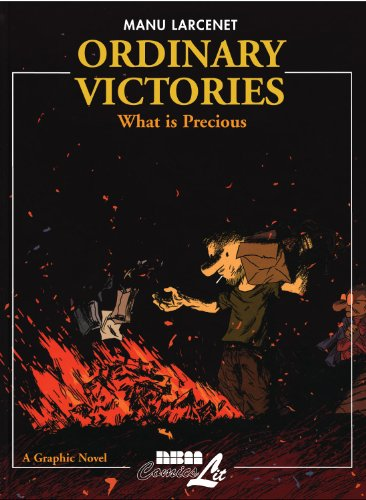 Ordinary Victories: What Is Precious (Pt. 2): Larcenet, Manu