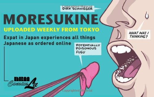 Moresukine: Uploaded Weekly from Tokyo: Expat in: Dick Schwieger