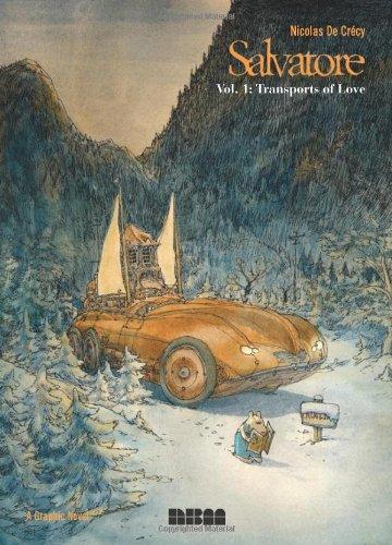 9781561635931: Salvatore 1: Transports of Love
