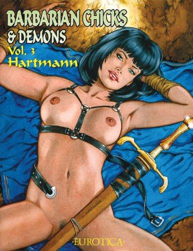 9781561635962: Barbarian Chicks & Demons Vol.3