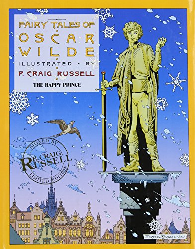 Fairy Tales of Oscar Wilde: The Happy Prince Signed and Numbered: Wilde, Oscar