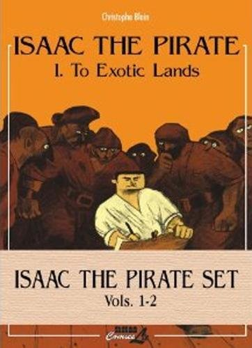 Isaac the Pirate Set Vols.1–2: Blain, Christophe