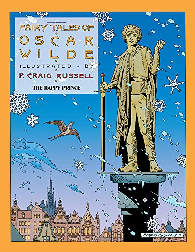 9781561639816: Fairy Tales of Oscar Wilde: The Happy Prince