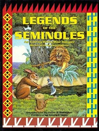 9781561640331: Legends of the Seminoles