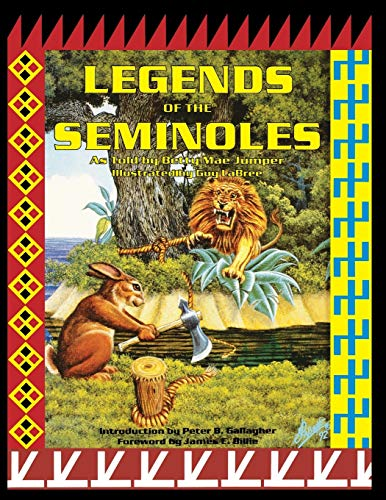 9781561640409: Legends of the Seminoles