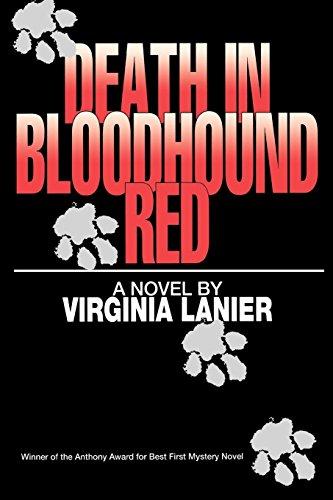 Death in Bloodhound Red (Jo Beth Sidden, No. 1): Lanier, Virginia