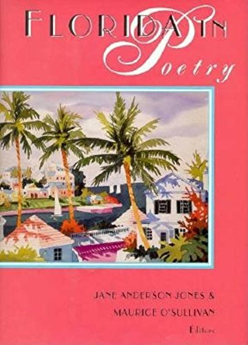 9781561640836: Florida in Poetry: A History of the Imagination