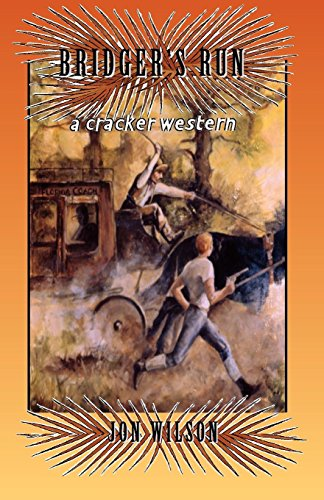9781561641703: Bridger's Run (Cracker Western)