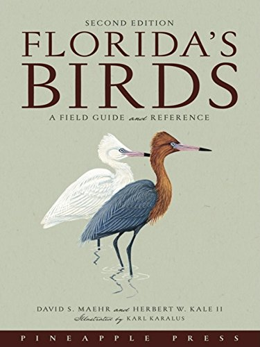 9781561643356: Florida's Birds: A Field Guide and Reference