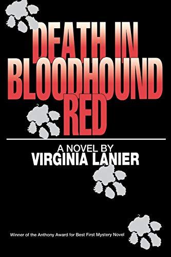 9781561644070: Death in Bloodhound Red