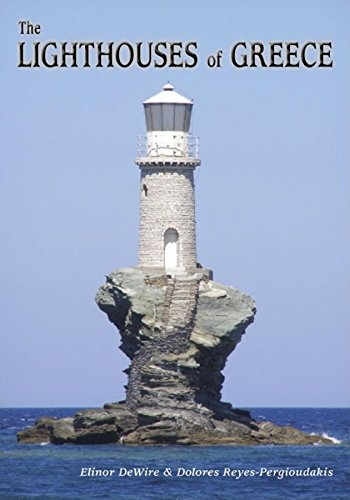 9781561644520: The Lighthouses of Greece