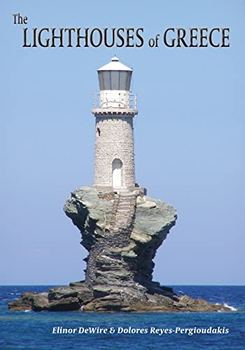 9781561644605: The Lighthouses of Greece