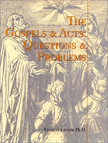 9781561675999: The Gospels & Acts: Questions & Problems (Bible Studies)