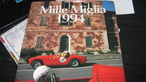 Mille Miglia 1994 Pino Allieva